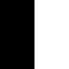Black & Offwhite