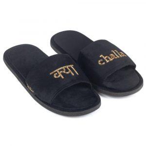 Kya Challa Domani Slippers