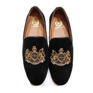 The Royal Seal Slipons