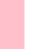 Pink & Offwhite