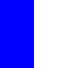 White & Blue heart