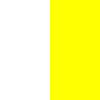 White & Yellow heart