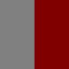 Grey & Maroon