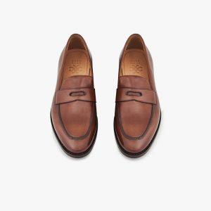 Cardiff Brown Men's Slip-on