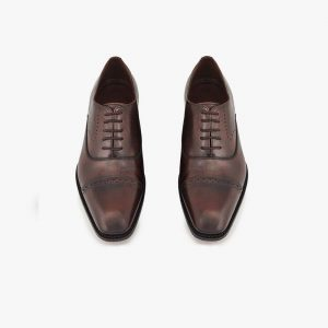 Bray Brown Oxford Shoes