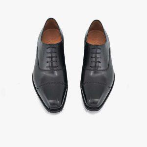Bray Black Oxford Shoes